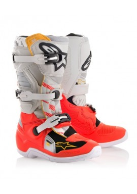 ALPINESTARS TECH 7S YOUTH BOOT LTD EDITION GATOR