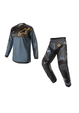 ALPINESTARS 2018 LIMITED EDITION AVIATOR MOTOCROSS KIT COMBO