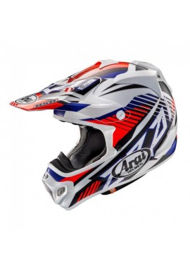 2018 Arai MX-V Motocross Helmet - Slash Red