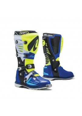 Forma Predator 2.0 Motocross Boot Anthracite Fluo Yellow