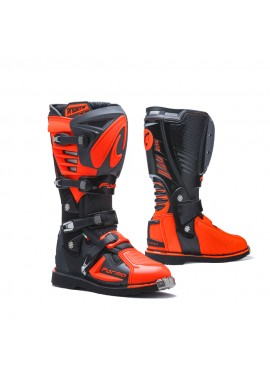 Forma Predator 2.0 Motocross Boot Black Anthracite Orange