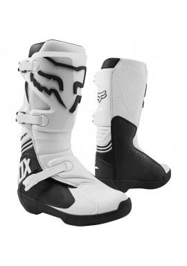 2021 Fox Comp Boot White