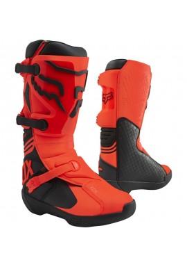 2021 Fox Comp Boot Flo Orange