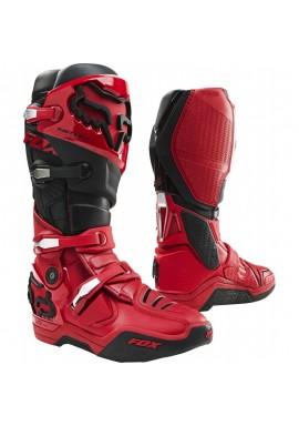 2021 Fox Instinct Boot Red Black