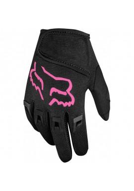 2021 Fox Kids Dirtpaw Glove [Blk/Pnk]
