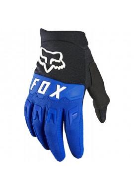 2021 Fox Kids Dirtpaw Glove [Blu]