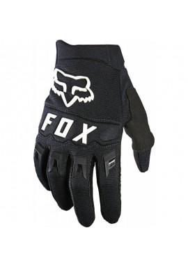 2021 Fox Kids Dirtpaw Glove [Blk/Wht]