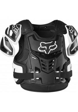 2021 Fox Raptor Vest, Ce [Blk/Wht]