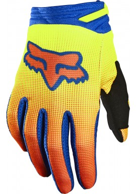 2021 Fox Kids 180 Oktiv Glove [Flo Ylw]