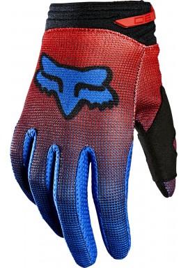 2021 Fox Kids 180 Oktiv Glove [Flo Red]