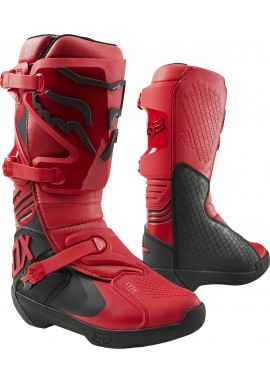 2021 Fox Comp Boot Flame Red