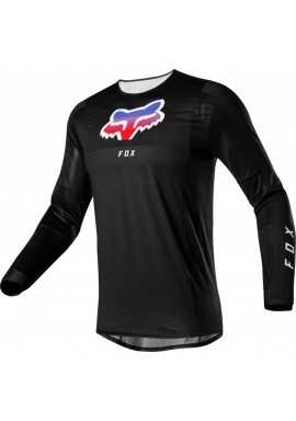 2021 Fox Airline Pilr Jersey [Blk]