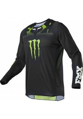 2021 Fox 360 Monster Jersey [Blk]