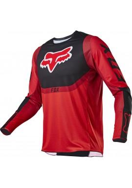 2021 Fox 360 Voke Jersey [Flo Red]
