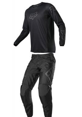 2021 Fox 180 revn black combo kit