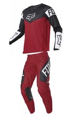 2021 Fox 180 revn red combo kit