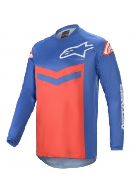 2021 Alpinestars fluid speed red/blue Motocross Kit