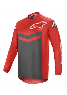 2021 Alpinestars fluid speed red/anthracite Motocross Kit