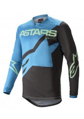 2021 Alpinestars racer braap ocean blue/mint Motocross Kit