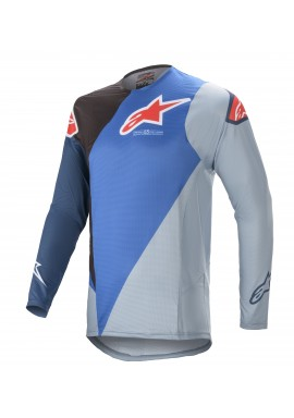 2021 Alpinestars Supertech Motocross Kit - Blaze blue/black