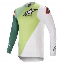 2021 Alpinestars Supertech Motocross Kit - Blaze green