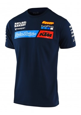 2020 Troy Lee Designs Youth KTM Team tee