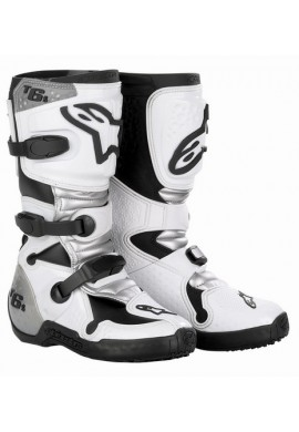 Alpinestars Tech 6S Youth Boots White