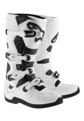 Alpinestars Tech 5 Boots White Black