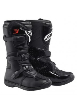 Alpinestars Tech 3S Youth Boots Black