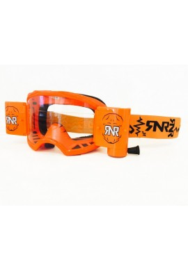 RNR Colossus Goggles WVS Neon Orange