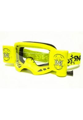 RNR Colossus Goggles WVS Neon Yellow