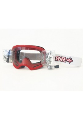 RNR Colossus Goggles WVS Red
