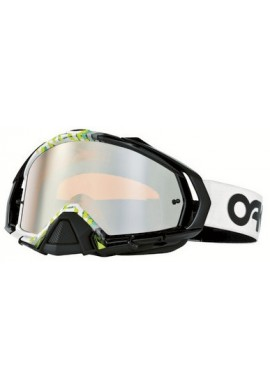 Oakley Mayhem Pro Goggles Factory Fade
