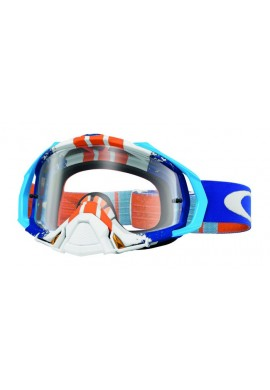 Oakley Mayhem Pro Goggles Shockwave Pinned V1