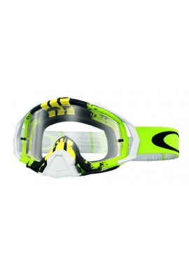 Oakley Mayhem Pro Goggles Shockwave Pinned V2