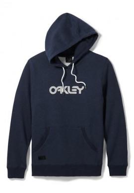 Oakley Heritage Hoody Navy Blue