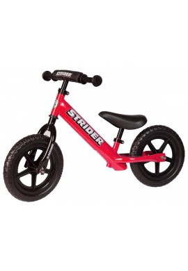 Strider Sport Childrens Balance Bike - Red