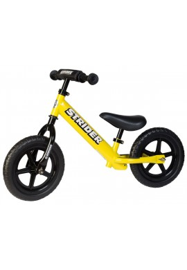 Strider Sport Childrens Balance Bike - Yellow