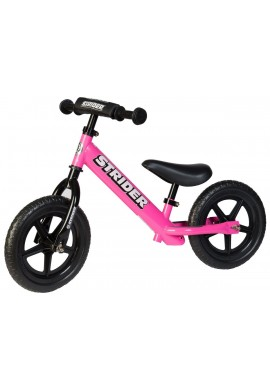Strider Sport Childrens Balance Bike - Pink
