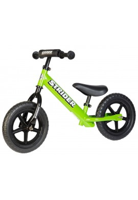 Strider Sport Childrens Balance Bike - Green
