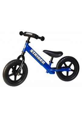 Strider Sport Childrens Balance Bike - Blue
