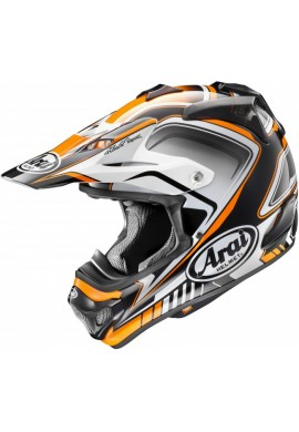 2016 Arai MX-V Helmet - Speedy Orange