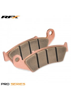 RFX Pro Front Brake Pads Honda CR/CRF 125-500 95-16 Kawasaki KX/KXF125-500 94-16 Suzuki RM/RMZ125-45