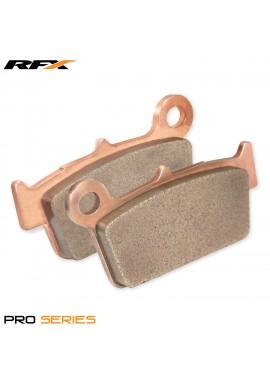 RFX Pro Rear Brake Pads Kawasaki KXF250-450 04-16 Suzuki RMZ250-450 04-16 Yamaha YZ/YZF125-450 03-16