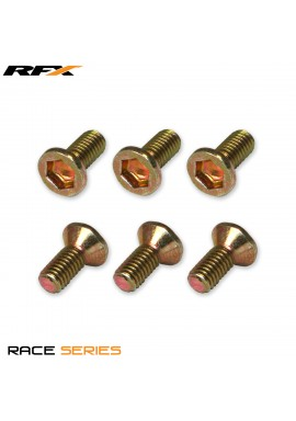 RFX Disc Bolt Kit (Front) Yamaha 125-450 02-16