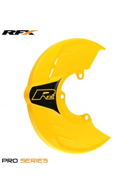 RFX Pro Disc Guard (Yellow) Universal to fit RFX disc guard mounts