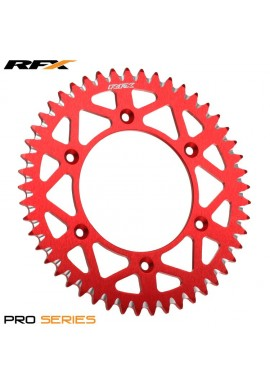 RFX Pro Series Elite Rear Sprocket Honda CR125-500 CRF250-450 83-16 (Red 49T)