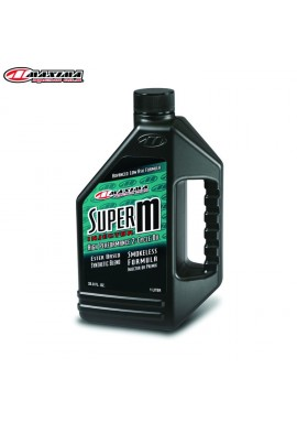 Maxima 2T Super M Injector Ester Synthetic (SAE 20w) 1 Litre