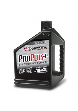 Maxima 4T Pro Plus+ 100% Ester Synthetic (SAE 10w30) 3.65 Litre