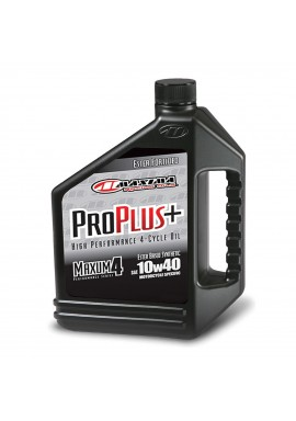 Maxima 4T Pro Plus+ 100% Ester Synthetic (SAE 10w40) 3.65 Litre